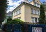 Hôtel Šilheřovice - Villa Sadova-1