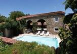 Location vacances Labastide-Rouairoux - House Les calèches-2