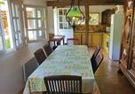 Location vacances Ygos-Saint-Saturnin - Studio Holiday Home in Sabres-2