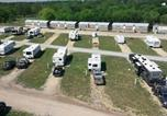 Villages vacances Ponca City - Big Chief Rv Park and Extended Stay Cabins-4