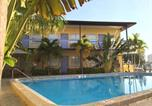 Hôtel Dunedin - Surf n' Sand-3