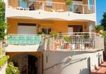 Hôtel Massa Lubrense - Soggiorno Villa Angelina-4