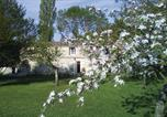 Location vacances Bardou - Holiday Home Naussannes with Fireplace 11-4