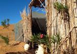 Camping avec Piscine Maroc - Nosade Desert Camp-2