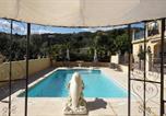 Location vacances Cantaron - Riviera Villa-4