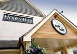 Hôtel Poole - Premier Inn Poole Centre - Holes Bay-2
