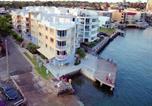 Hôtel Caloundra - Tripcony Quays-2