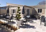 Hôtel Beaumettes - Mas Dansavan Chambres d'hôtes-2