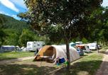 Camping avec Site nature Devesset - Mas de Champel-3