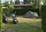 Camping avec Piscine couverte / chauffée Somme - Camping Les 3 Sablières-4