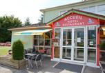 Hôtel Corenc - Fasthotel Grenoble Montbonnot-2