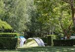 Camping  Acceptant les animaux Isère - Camping Le Bontemps-4