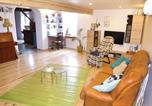 Location vacances Bédeilhac-et-Aynat - Three-Bedroom Holiday Home in Saint Martin Le Caralp-2