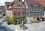 Hôtel Ludwigshafen - Bürgerbräu-3