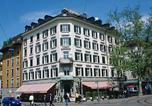 Location vacances Zurich - Homestay Hauptbahnhof-1
