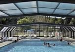 Camping  Acceptant les animaux Eletot - Flower Camping La Chênaie-1