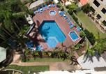 Villages vacances Surfers Paradise - Aloha Apartments-4