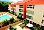 Location vacances Montferrer - Residence Les Balcons du Canigou