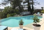 Location vacances Fuveau - Appartement Bellevue-4