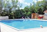Location vacances Nontron - Holiday home St. Saud Lacoussiere with Outdoor Swimming Pool 327-1