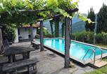 Location vacances Porto Ceresio - Holiday home Casa Maruta / Ranica Morcote-3