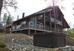 Location vacances Kittilä - Leviday cabin-4