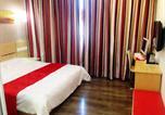 Hôtel Baoding - Thank Inn Chain Hotel Hebei Baoding Qingyuan Bus Station-1