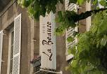 Hôtel Crocq - Hotel La Beauze-2