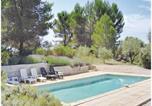 Location vacances Lauris - Holiday home Bosquet du Devin P-890-3