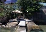 Location vacances Vitória - Casa Luxuosa com Acesso ao Mar-2
