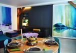 Location vacances Bagnolet - Appartement Atelier D'artiste Comme Un Tableau-2