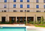 Hôtel Bailly-Romainvilliers - Hipark Résidence Serris-Val d'Europe-1