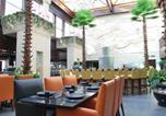 Hôtel Datong - Howard Johnson Jindi Plaza Datong-3