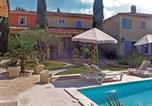 Location vacances La Bastidonne - Holiday home Route De La Bastidonne Ii-4