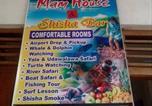 Location vacances Weligama - Mamhouse & Shisha Bar-2