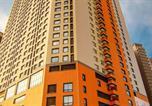 Location vacances Astana - Apartments on Koshkarbaeva 10/1-2