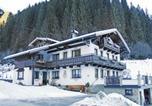 Location vacances Krimml - Apartment Oberkrimml-3