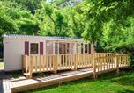 Camping en Bord de rivière Berrias-et-Casteljau - Camping les Actinidias-4