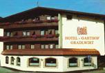 Hôtel Kufstein - Gasthof Gradlwirt-1