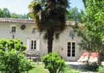 Hôtel Nercillac - Gite du Calme-4