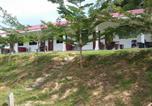 Location vacances Jerantut - Belebar Traveller Hill View-2