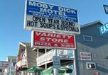 Hôtel Old Orchard Beach - Moby Dick Motel-4