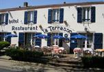 Hôtel Bressuire - Hotel de la Terrasse-2