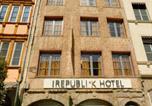 Hôtel Lyon - Republik Hotel-1