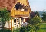 Location vacances Blomberg - Apartment Das Fachwerkhaus 1-2
