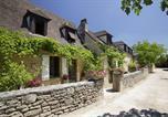 Camping avec Quartiers VIP / Premium Lot - Castel Domaine de La Paille Basse-2