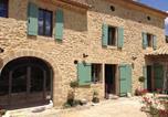 Location vacances Saint-Hilaire-d'Ozilhan - Maison d'Hôtes Le Mas de Lila-1