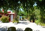 Location vacances Alquerías del Niño Perdido - Casa con jardín frente Playa de Burriana-4