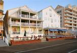 Hôtel Ocean City - Majestic Hotel & Apartments-1