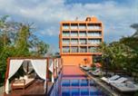 Hôtel Candolim - Sinq Party hotel-2